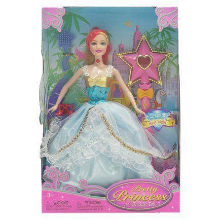 WeGlow International Pretty Princess Doll Play Set 人形 ドール