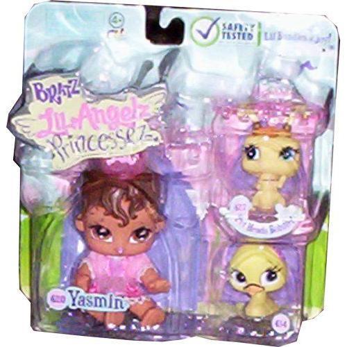 Bratz ブラッツ Lil' Angelz Princessez ~ Yasmine with Ant and Duck 人形 ドール
