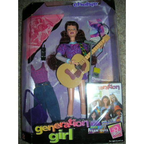 Barbie バービー Doll Generation Girl - Chelsie 3 Ear Rings 人形 ドール