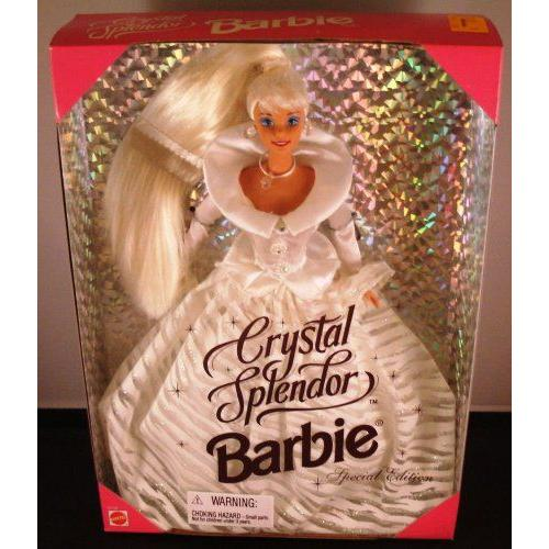 Crystal Splendor Barbie バービー Special Edition 人形 ドール