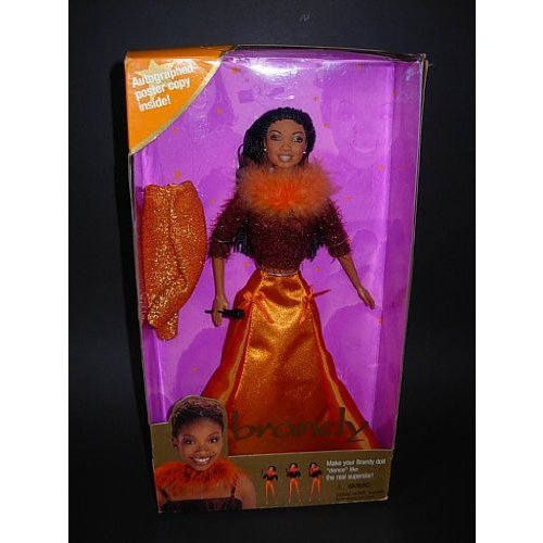 Brandy Doll 1999 (Includes Autographed Poster Copy Inside!) 人形 ドール