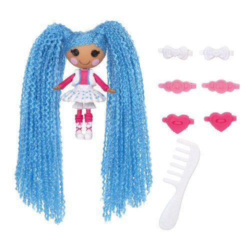 Mini Lalaloopsy Loopy Hair Doll - Mittens Fluff 'N' Stuff 人形 ドール