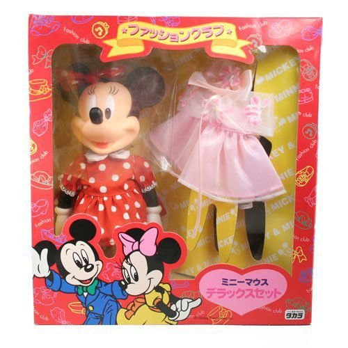 Minnie Mouse Fashion Club 7