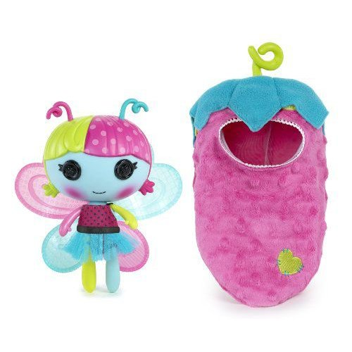 Lalaloopsy Littles Lala Oopsie Doll, Fairy Fern 人形 ドール