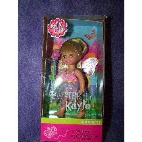 Barbie バービー Kelly Club Butterfly Kayla Doll 2001 人形 ドール