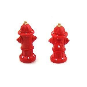Fire Hydrant Set of 2 1/24