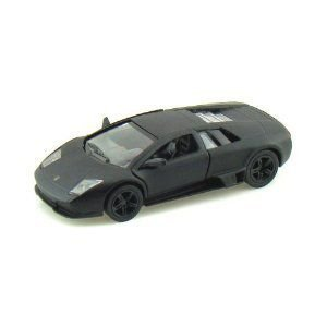 Lamborghini Murcielago LP640 1/36 Flat 黒