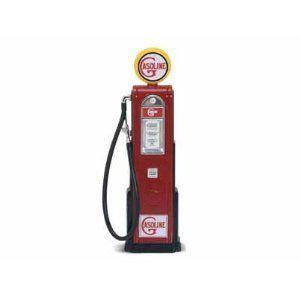 Replica Vintage Digital Gas Pump Gasoline Brand 1/18