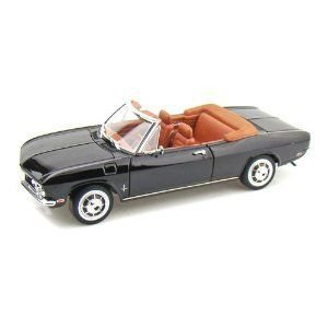 1969 Chevy Corvair Monza Convertible 1/18 黒