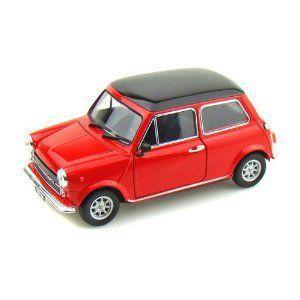 Mini Cooper 1300 1/24 赤
