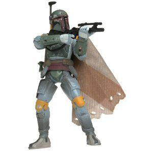Star Wars スターウォーズ 300th Edition Boba Fett Figure フィギュア