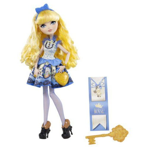 Ever After High Blondie Locks Doll