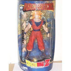 Dragonball Z Fusion Collection 10