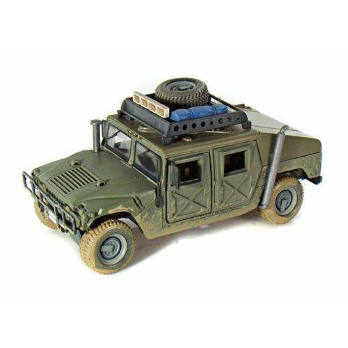 Hummer Humvee 1/27 Dirty Army 緑