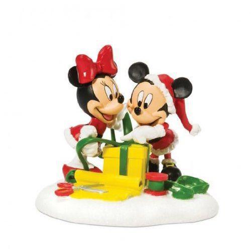 ディズニー デパートメント56 ミニチュア ミニーマウス