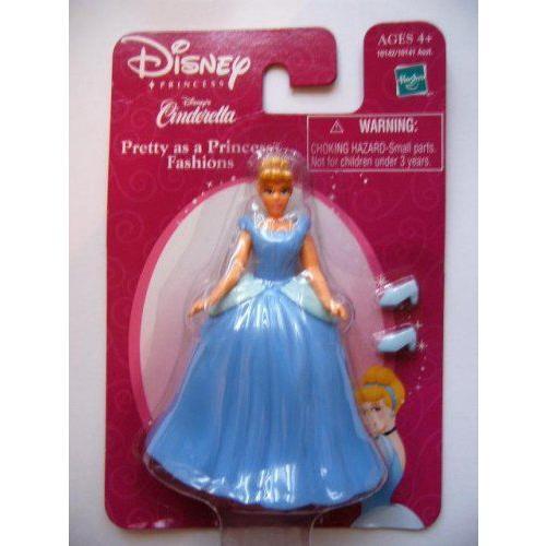 Disney ディズニー Pretty as a Princess Fashions Cinderella Miniature Doll Figure 人形 ドール