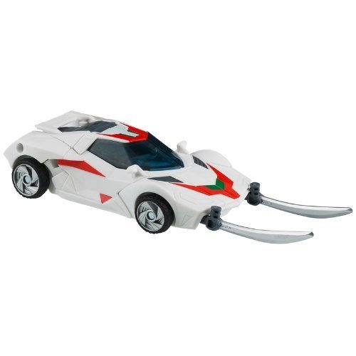 Transformers トランスフォーマー Prime Robots in Disguise Deluxe Class Autobot Wheeljack フィギュア