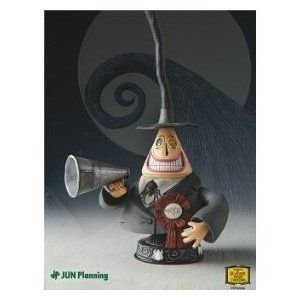 A Nightmare Before Christmas ナイトメア・ビフォア・クリスマス Mayor Mini Bust Up フィギュア ダイキ