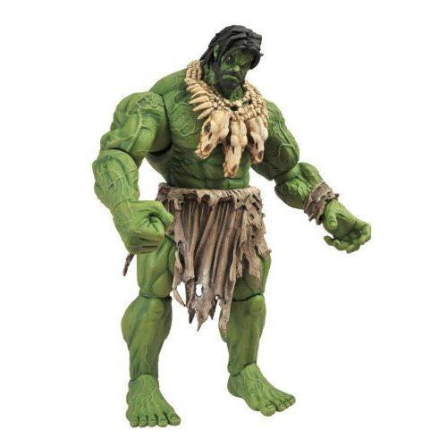 Diamond Select Toys Marvel マーブル Select: Barbarian Hulk Action Figure フィギュア ダイキャスト