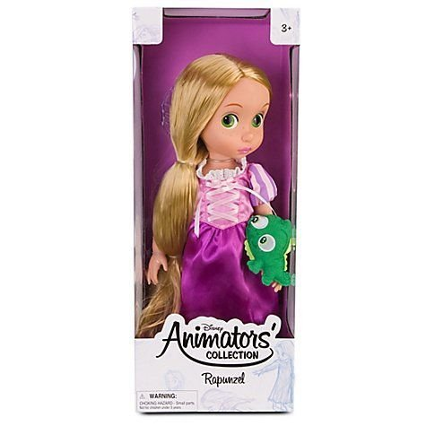 Disney ディズニー Princess Animators Collection 16 Inch Doll Figure Rapunzel フィギュア ダイキャス