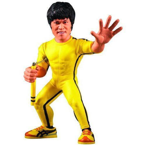 Round 5 Bruce Lee ブルースリー 6 Inch Action Figure Game of Death Bruce Lee ブルースリー 黄 Su