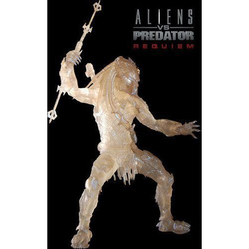 Alien VS. P赤ator: Requiem NECA ネカ Action Figure Series 3 Stealth P赤ator フィギュア ダイキャ