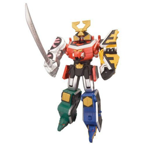Power Ranger Samurai Megazord Action Figure フィギュア ダイキャスト 人形