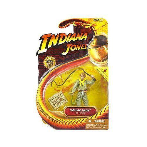 Indiana Jones 3 3/4 Inch - Young Indy - Last Crusade フィギュア ダイキャスト 人形