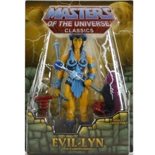 HeMan Masters of the Universe Classics Exclusive Action Figure Evil-Lyn フィギュア ダイキャスト 人