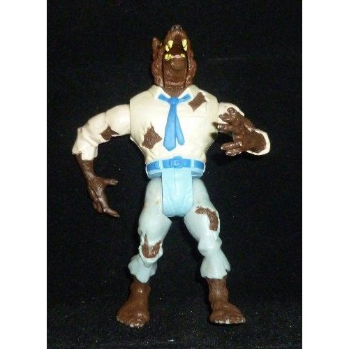 The Real Ghostbusters ゴーストバスターズ The Wolfman Monster フィギュア ダイキャスト 人形