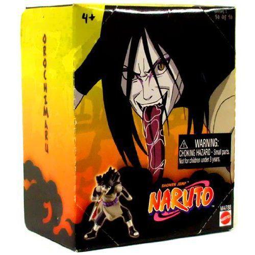 Naruto Mattel マテル社 3 Inch PVC Tree Diorama Series 2 Single Figure Orochimaru #10 of 10 フィギ