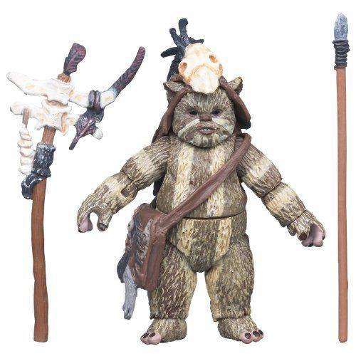 Star Wars スターウォーズ Return of the Jedi the Vintage Collection Logray (Ewok Medicine Man) Figu