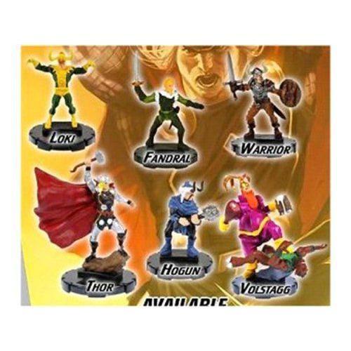 Marvel マーブル Heroclix: Hammer of Thor Fast Forces フィギュア ダイキャスト 人形