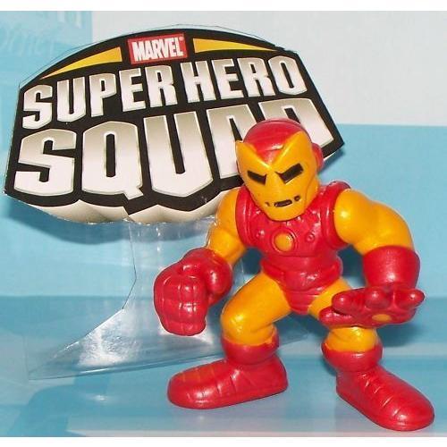 SuperHero Squad IRON MAN Variant Action Figure フィギュア ダイキャスト 人形