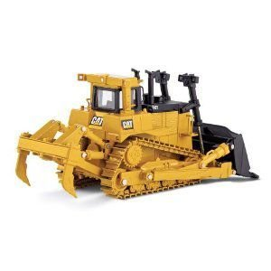 Norscot Cat D10T Track-Type Tractor with metal tracks 1:50ミニカー モデルカー ダイキャスト