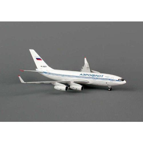 Phoenix Aeroflot IL96-300 1/400 REG#RA-96011ミニカー モデルカー ダイキャスト