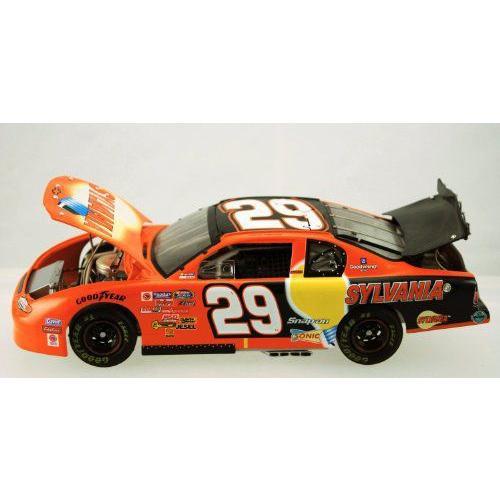Action - Elite - NASCAR - Kevin Harvick #29 - 2002 Chevy シボレー Monte Carlo - Sylvania - 1:24 ス