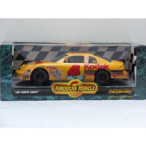 1997 Monte Carlo Kodak #4 Stock Car 1:18 スケール Die Castミニカー モデルカー ダイキャスト