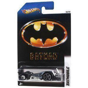 BATMAN BATMOBILE 08/08 ホットウィールミニカー モデルカー ダイキャスト