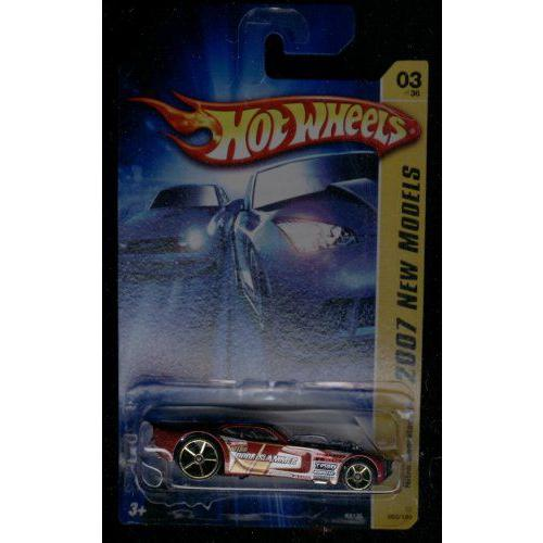 Hot Wheels ホットウィール 2007-003/180 Nitro Doorslammer 03 of 36 1:64 スケールミニカー モデルカー