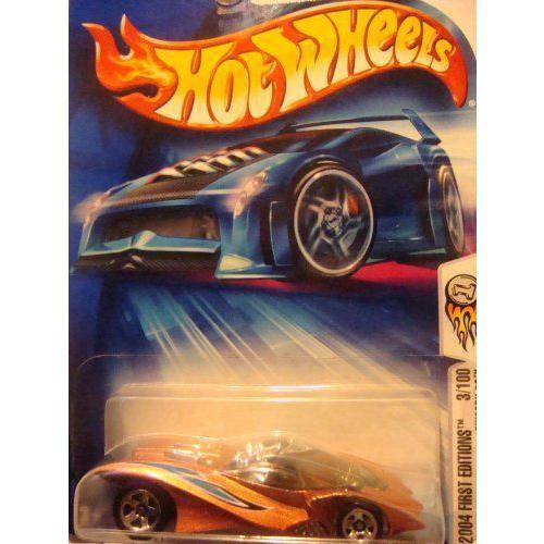 Hot Wheels ホットウィール Swoopy Do Bronze 5 Spoke 2004 1/64 #3ミニカー モデルカー ダイキャスト