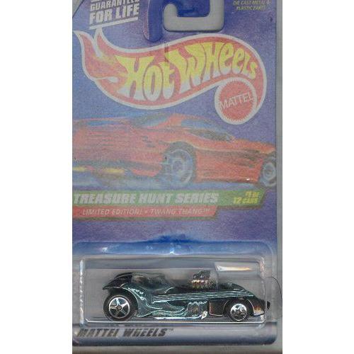 Hot Wheels ホットウィール 1997 749 treasure hunt series liminited edition TWANG THANG 1 OF 12 1:64