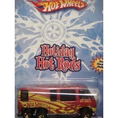 Hot Wheels ホットウィール Holiday Hot Rods Motor Home Issue 1/64 スケール '08 Diecast Collectorミ