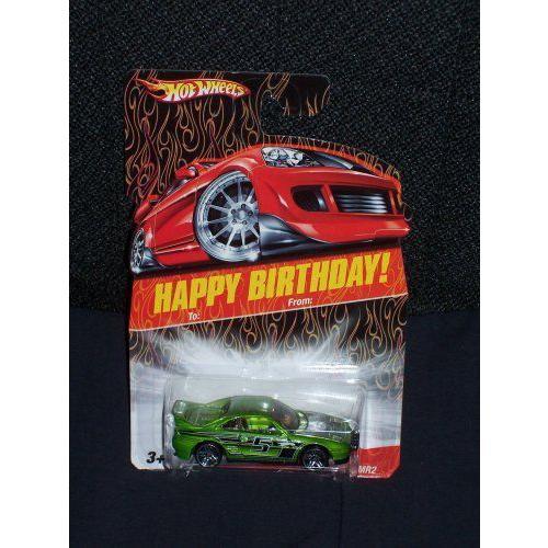 Hot Wheels ホットウィール 2007 Happy Birthday Series Toyota MR2 Wal-Mart Exclusive 1:64 スケール C