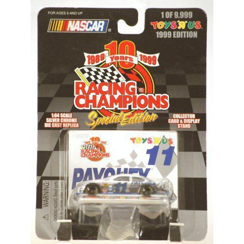 1999 - レーシングチャンピオン 10th Anniversary - NASCAR - Brett Bodine #11 - Paychex Racing - Ford