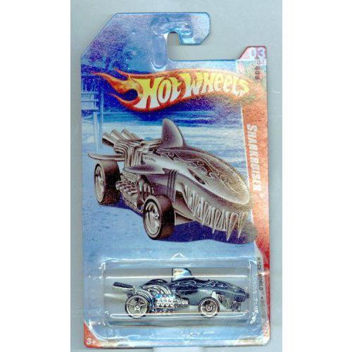 Hot Wheels ホットウィール 2010-179/240 Beach Race World 03/04 Sharkruiser 1:64 スケールミニカー モ