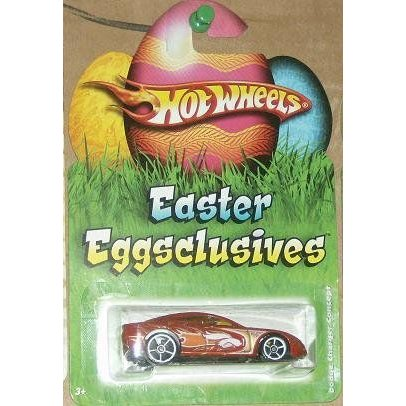 Mattel マテル Hot Wheels ホットウィール 2009 Easter Eggsclusives 1:64 スケール Diecast Car - Dodge