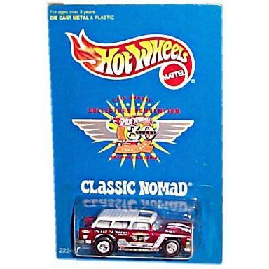 Hot Wheels ホットウィール - Classic Nomad - 12th Annual 1998 Collector's Conventionミニカー モデル