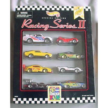 Hot Wheels ホットウィール Racing Series II 8 Car Pack Special Edition 2ミニカー モデルカー ダイキ
