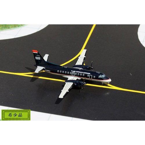 1:400 ジェミニジェット GJUSA1059 Saab 340 ダイキャスト モデル US 航空 エクスプレス